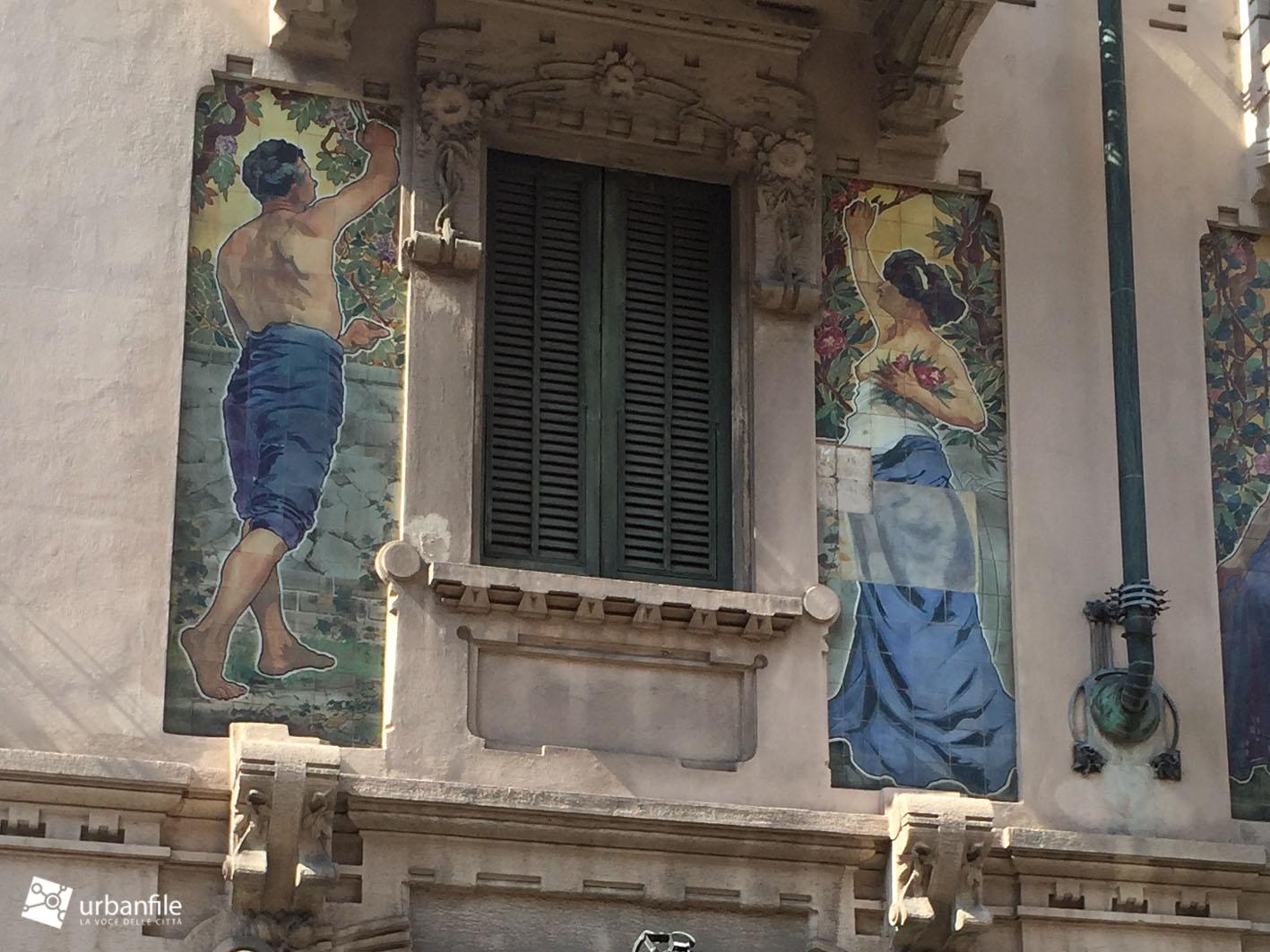 Milano porta venezia partito il restauro per casa for Piani di casa in stile ranch con cantina