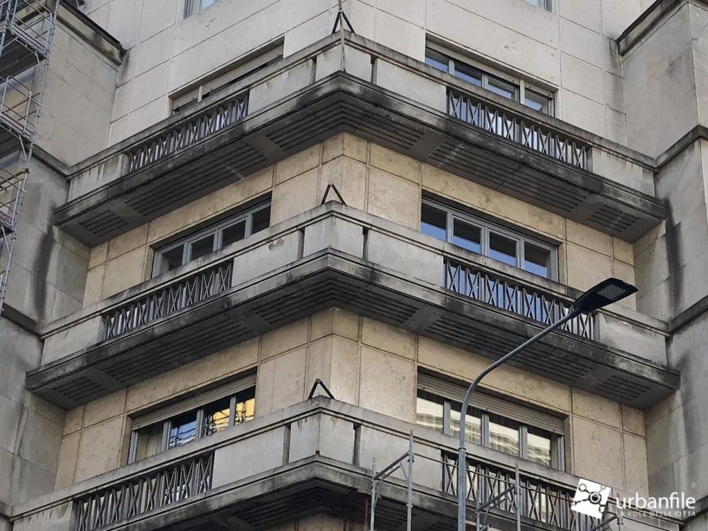 Milano quadrilatero il rinnovo dei palazzi in zona via for Via pietro mascagni 8 milano