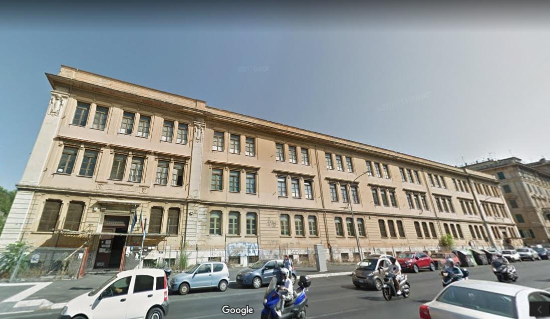 Scuola Di Restauro Roma.Roma San Giovanni Partiti I Lavori Alla Scuola Carducci