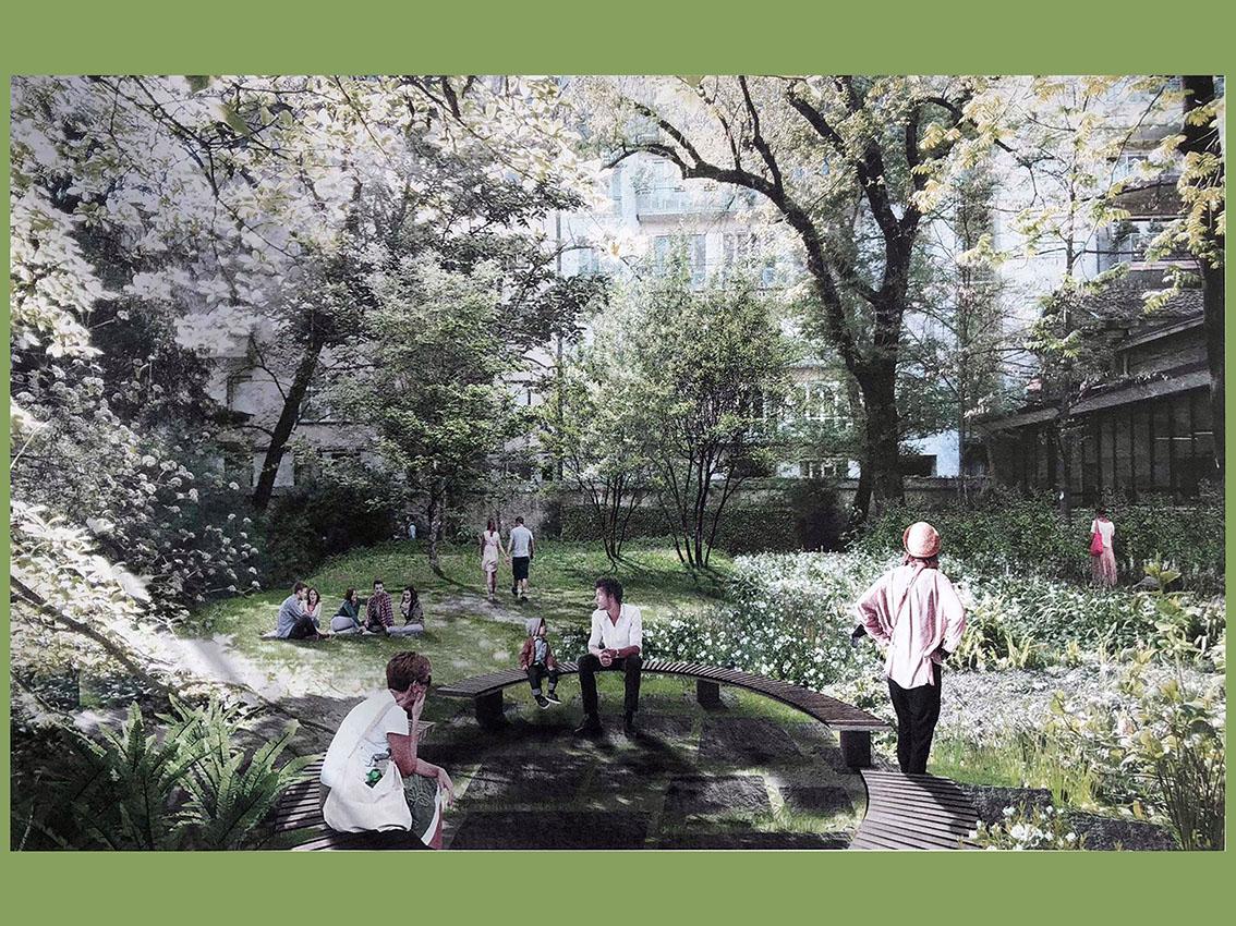 Milano passeggiata nella storia all orto botanico di brera