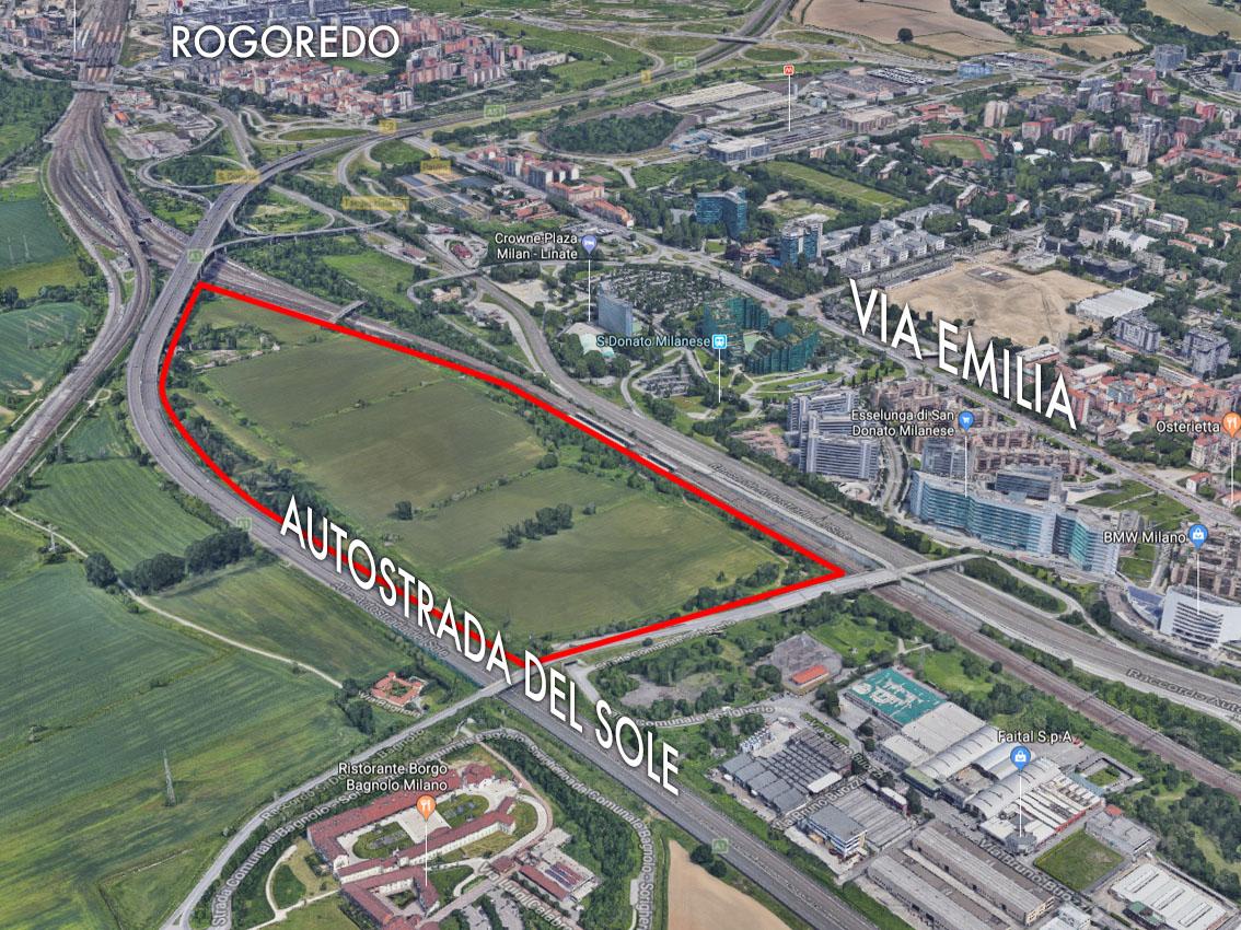 Milano san donato milanese una nuova cittadella dello for Arredamenti ballabio san donato milanese