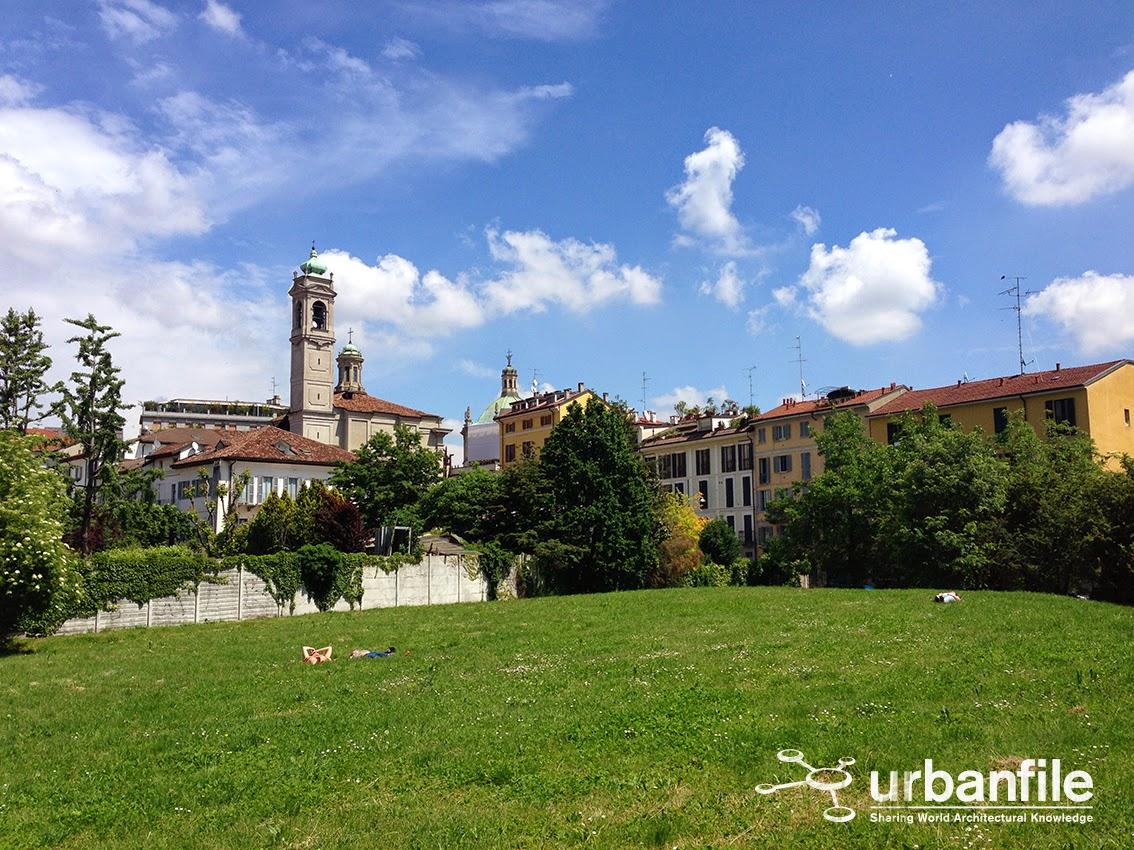 Milano centro storico il percorso della milano romana - Centro benessere porta romana milano ...