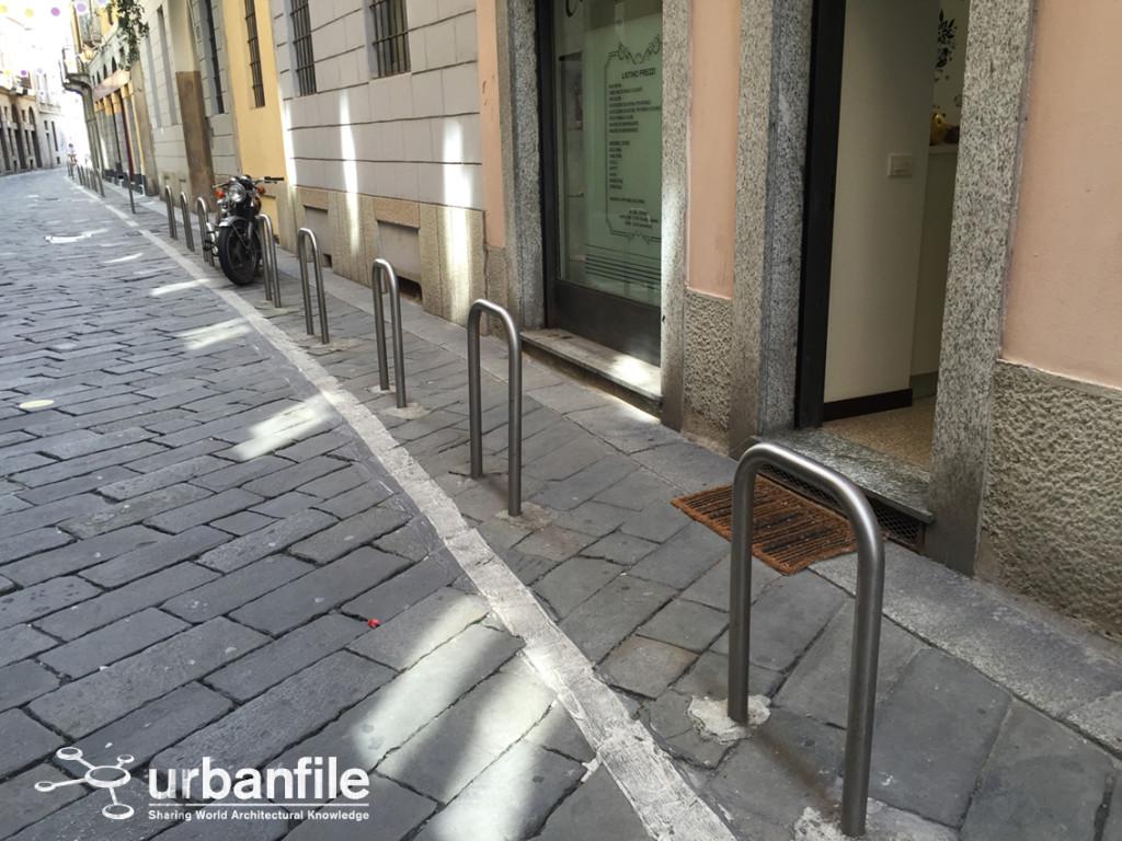 Via San Maurilio Milano milano | cinque vie - quel disastro che è il centro storico