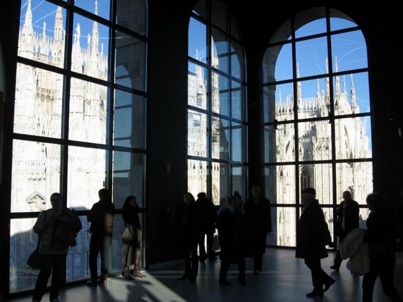 Museo 900 - Что посмотреть в Милане. Неделя 44