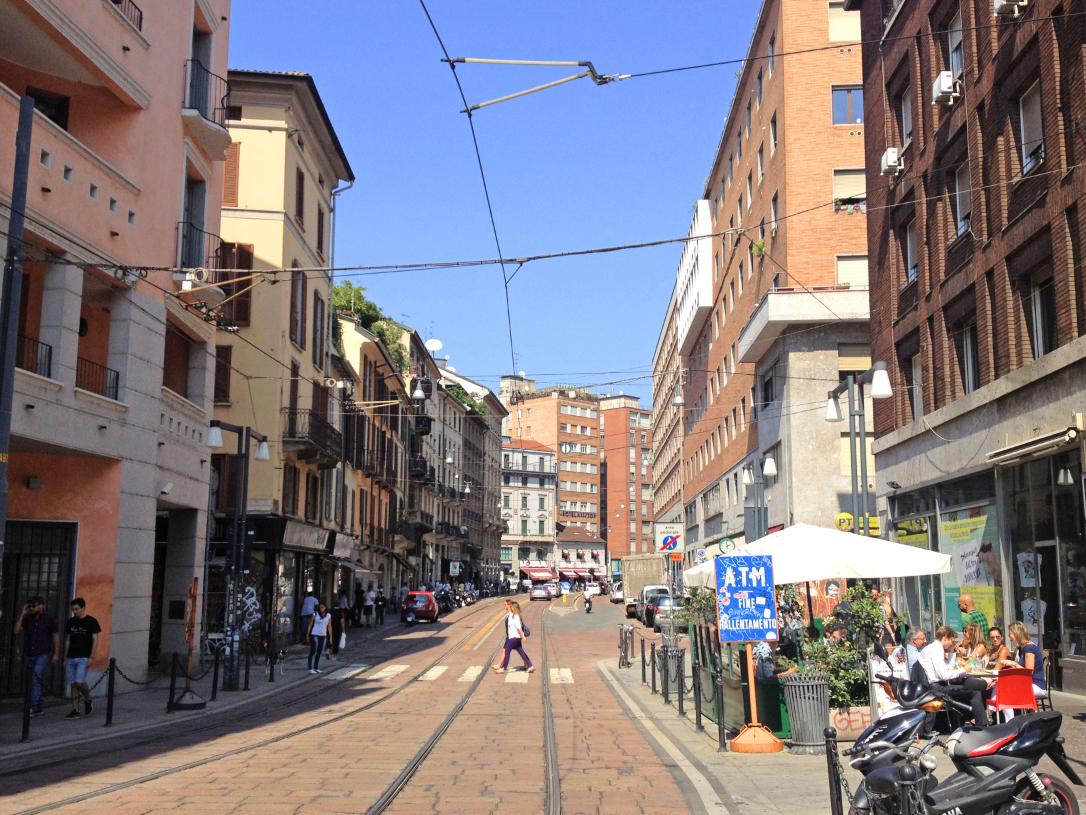 Αποτέλεσμα εικόνας για Corso di Porta Ticinese