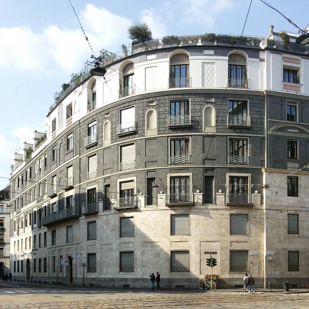 Milano ca br tta la tutela dell 39 architettura del for Blog architettura