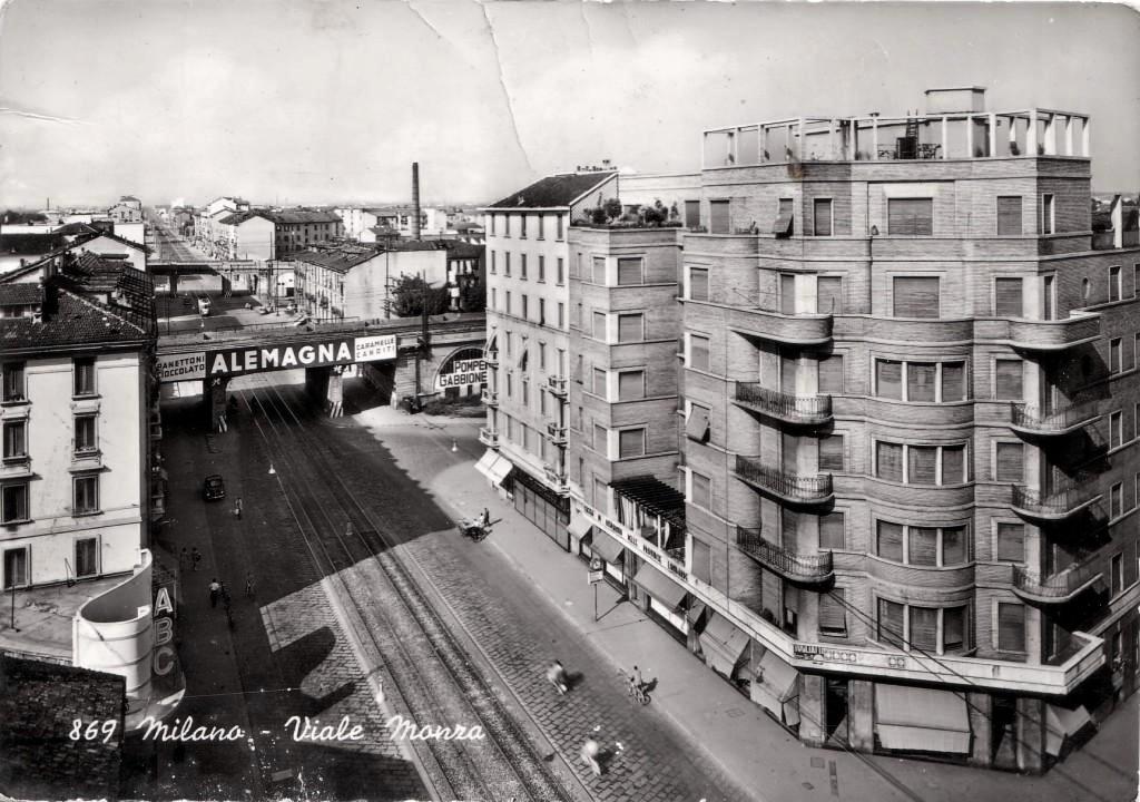 Viale monza 1950 55 urbanfile blog - Arredo bagno viale monza milano ...