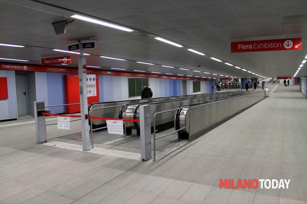Milano crocetta collegamento m3 con la blu sar for Rho fiera eventi oggi