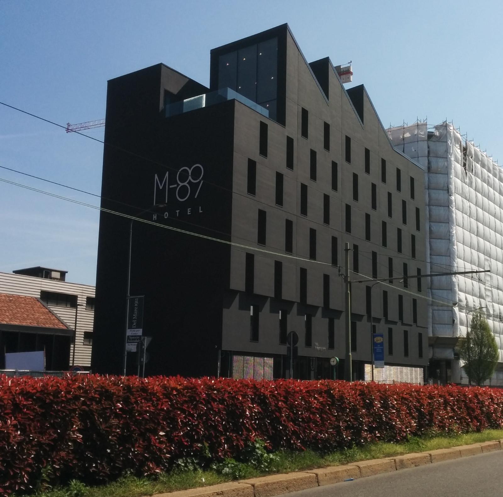 Hotel M Milano Via Mecenate