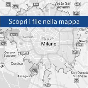 La mappa degli Urban File