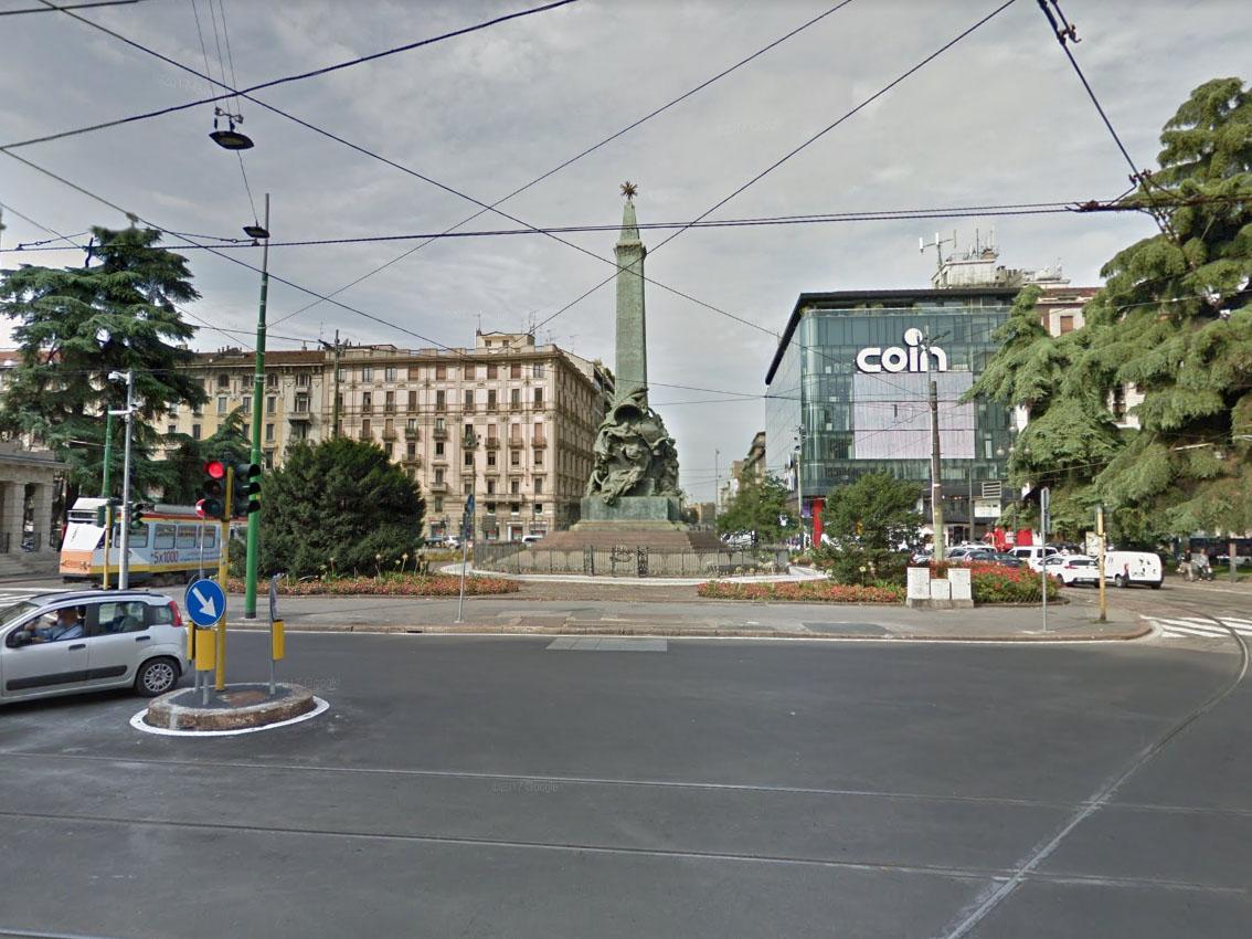Milano porta vittoria al via i lavori per la riqualificazione di piazza 5 giornate - Via porta vittoria milano ...