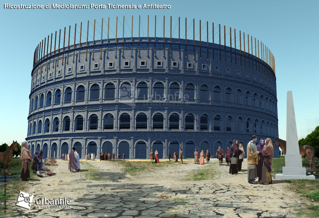 Milano Porta Ticinese Mediolanum Una Giornata All