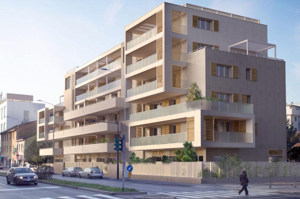 Milano precotto nuova palazzina in viale monza 273 for Www presotto it