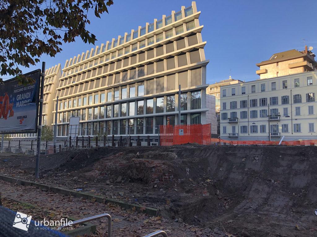 Milano Porta Volta Cantiere