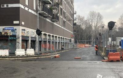 lavori in corso plebisciti per m4 a milano