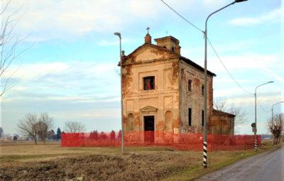 milano macconago chiesa san carlo degrado