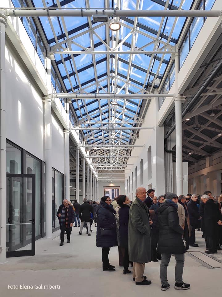 milano museo design compasso doro spazio espositivo persone