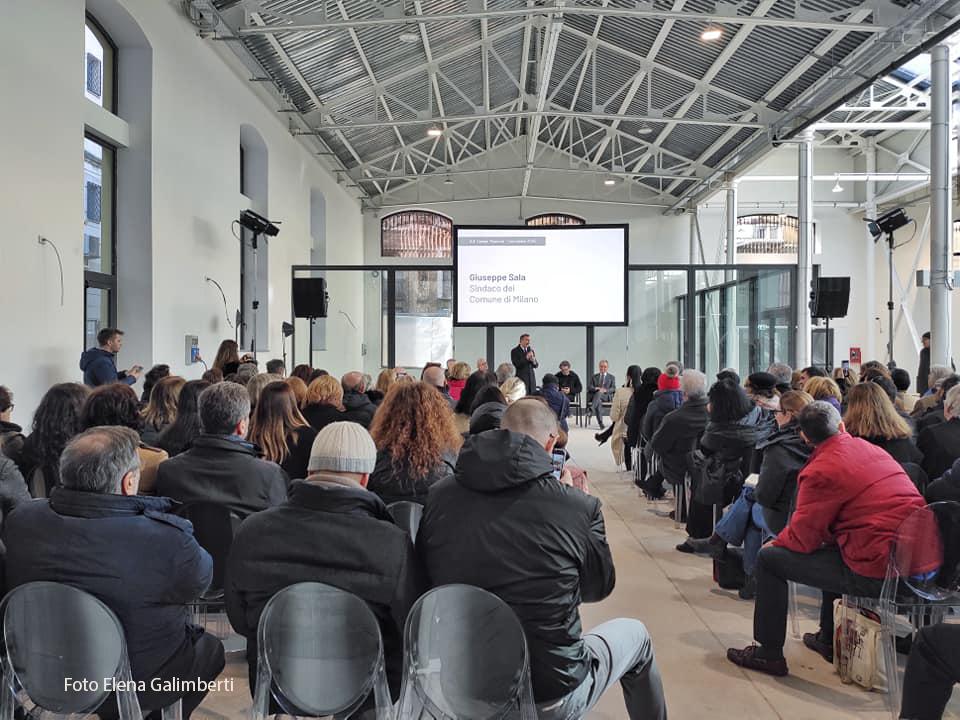 milano museo design compasso doro conferenza