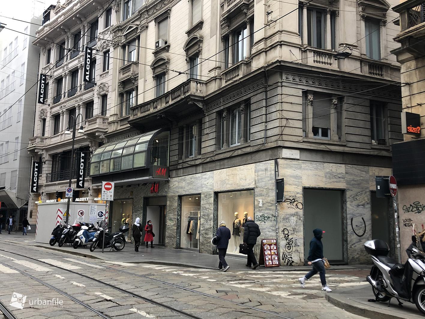 Negozi Per La Casa Milano milano | cinque vie - palazzo gola, via dei piatti 1 angolo