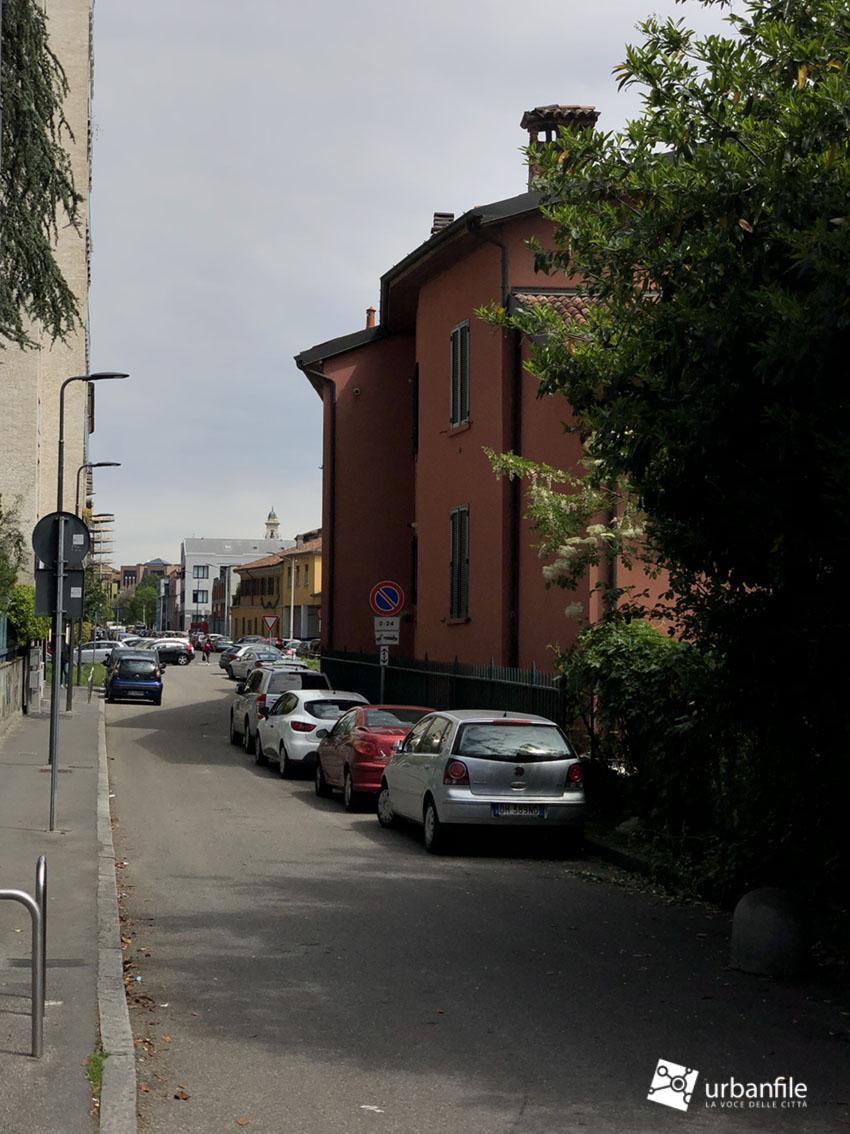 Milano | Barona - Il vecchio borgo di via Binda e Biella ...