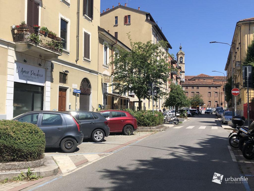 via Civerchio - Isola