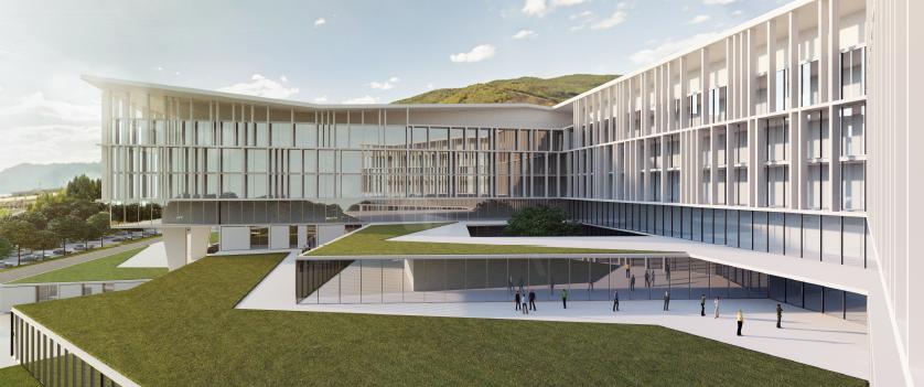 nuovo ospedale di salerno