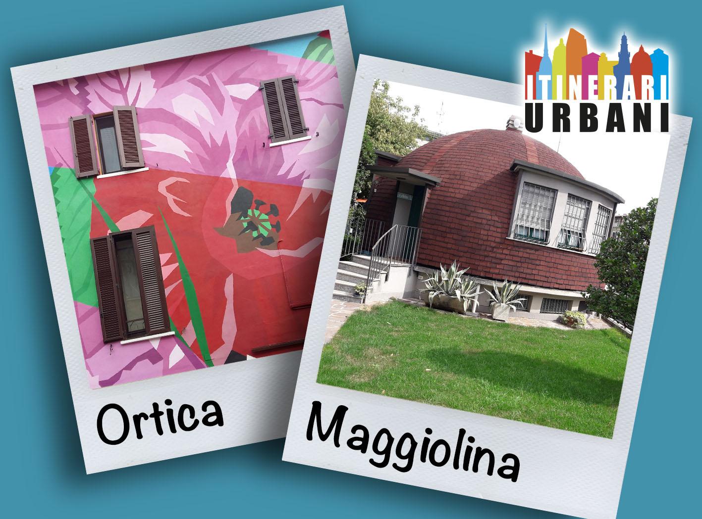 Milano | Itinerari Urbani: Ortica e Maggiolina